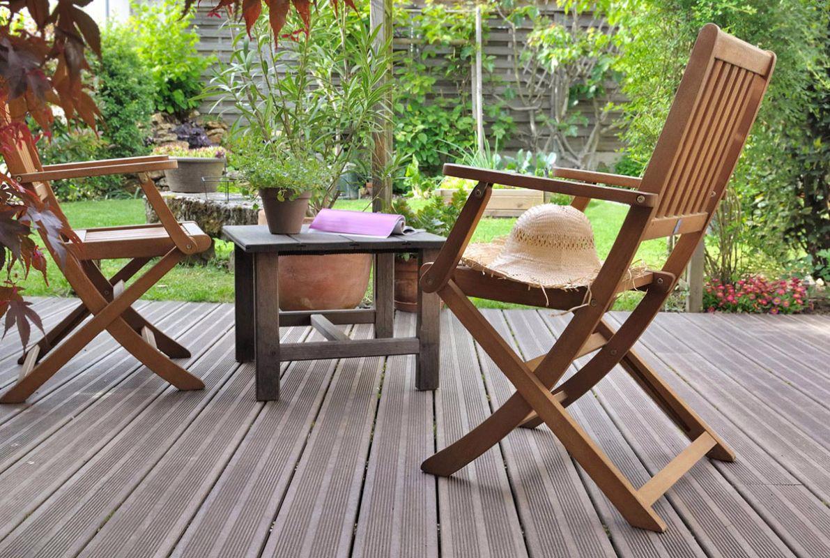 Terrasses bois et composite artemis paysage am nagement espaces verts cr ation d 39 espace - Coin terrasse jardin argenteuil ...