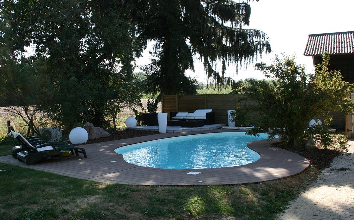 Nos r alisations artemis paysage am nagement espaces for Cash piscine isere