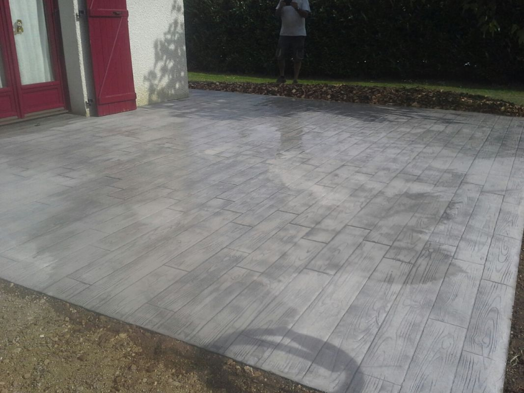 Barbotine ciment sur chape for Ciment joint carrelage