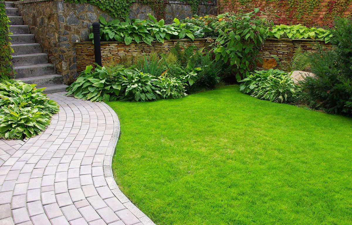 Dalage et pavage cours et terrasses artemis paysage - Paysager son jardin logiciel gratuit ...