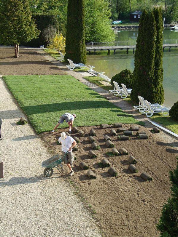 Am nagement d 39 espaces verts artemis paysage for Creation espace vert jardin